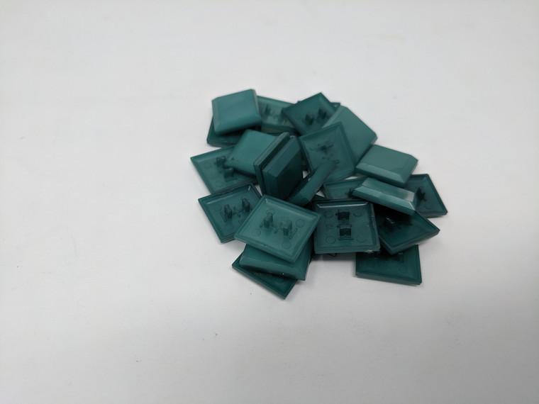Colored Choc Keycaps