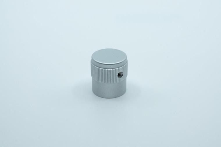 Matte Aluminium Encoder Knob