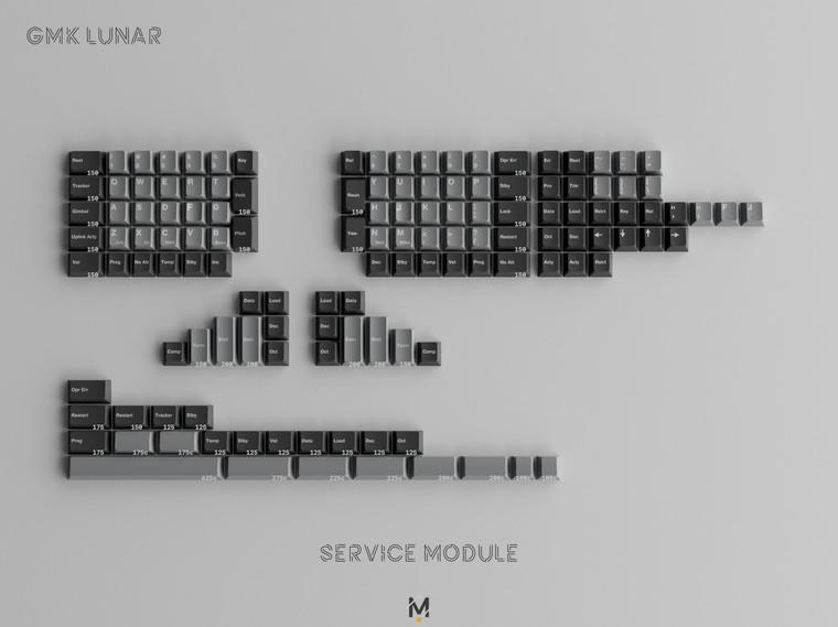 [GB] GMK Lunar - Service Module - Extras