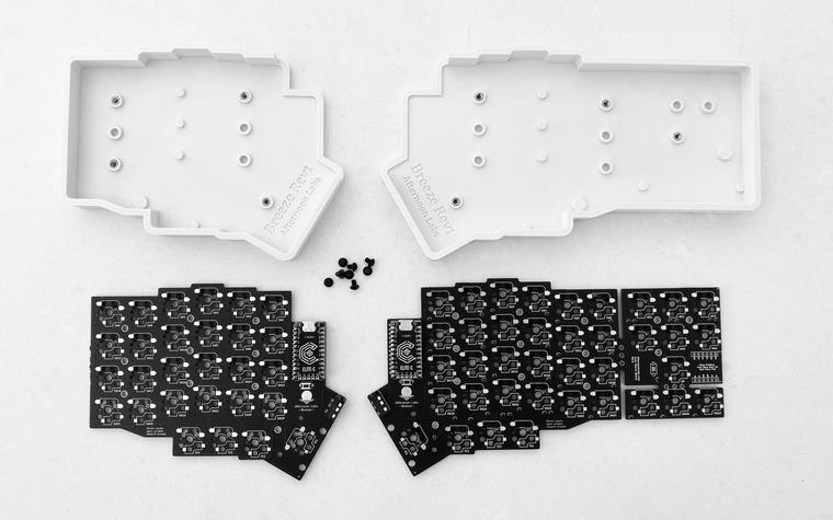 Breeze - 3D Printed Case kit