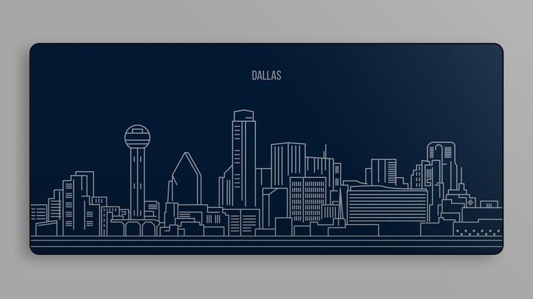[Pre-Sale] Dallas 2021 Meetup Deskmat