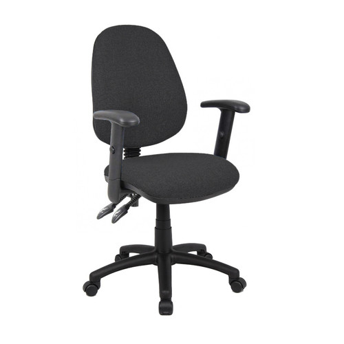 Vantage office chair with height adjustable arms
