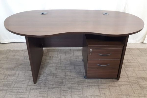 walnut office desk 1600 x 900
