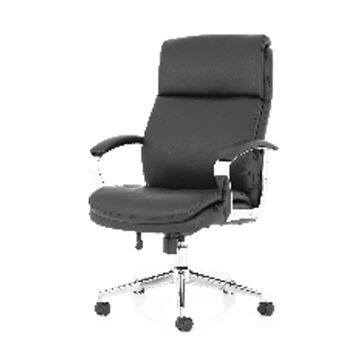 Tunis leather office chair