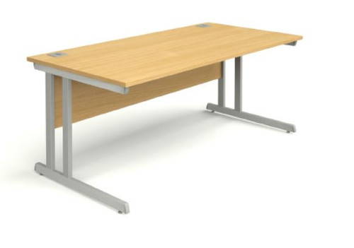beech office desk 1600L