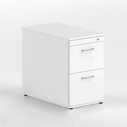 White 2 drawer filing cabinets