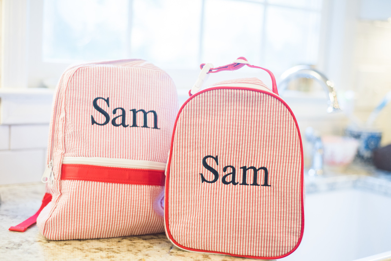 Mint Backpack and Lunch Box Set  163e6e5f7fc01
