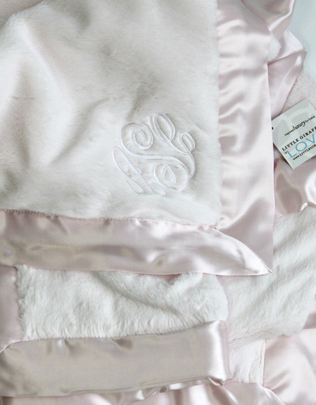 ... Personalized Baby Gifts | Little Giraffe Luxe Blanket ...