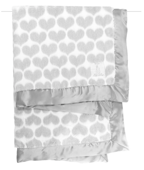 Personalized Baby Gifts Little Giraffe Luxe Blanket Prints