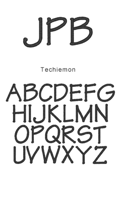 monogram techie