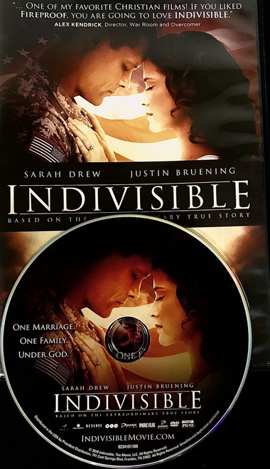 Indivisible Movie DVD