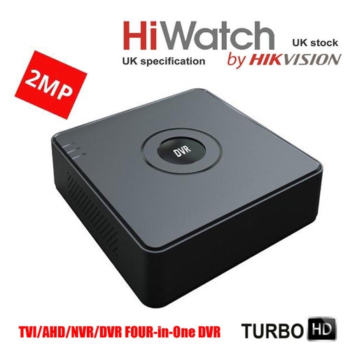 HiWatch by HIKVISION THC-T220 Dome Camera 2MP IR 40M