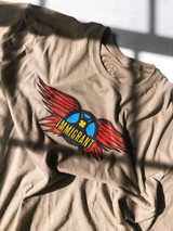 IMMIGRANT Wings Unisex T-shirt