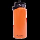 Yellow to Orange Water Bottle