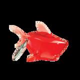Red Shark Key Chain