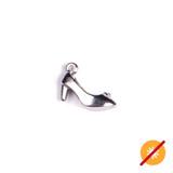 High Heel Shoe Charm
