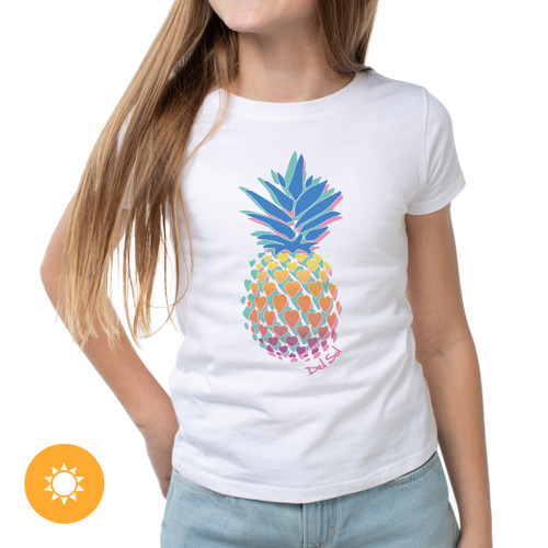 Girls - Crew - Pineapple Love