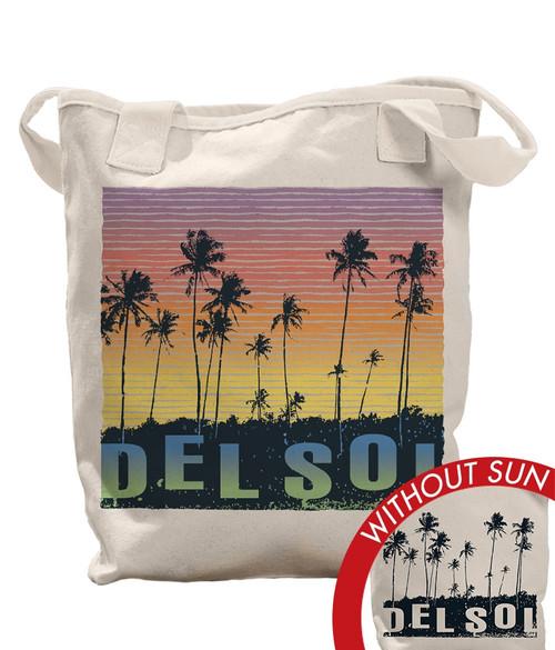 Color-Changing Tote Bag - Del Sol Beachfront Avenue