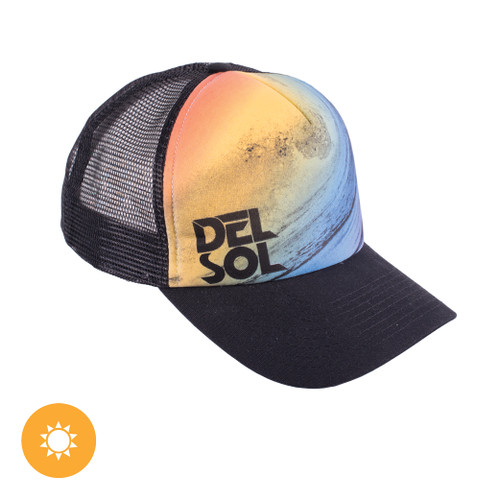 Color-Changing Trucker Hat - Beach Days