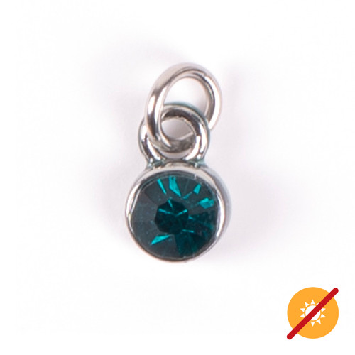 Color-Changing Charm - May Birthstone
