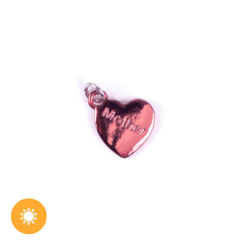 Color-Changing Charm - Mother Heart