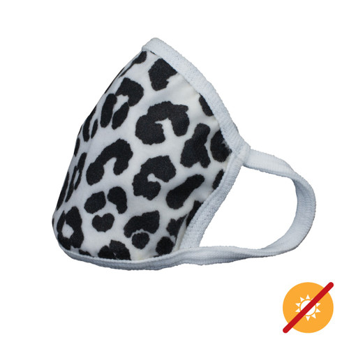 Color-Changing Face Masks - Leopard - Youth