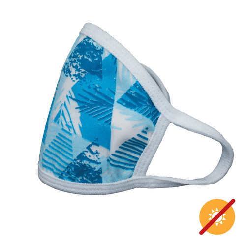 Color-Changing Face Masks - 80's Triangle - Youth