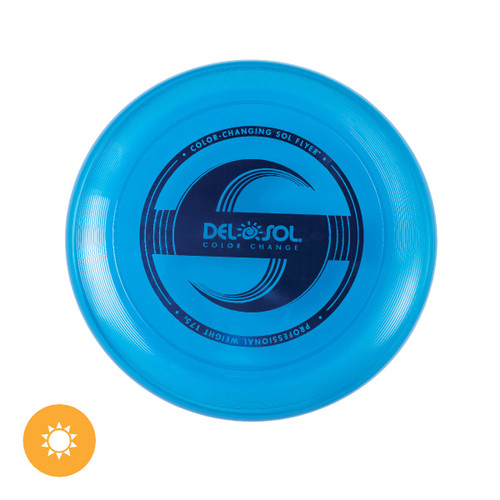 Sol Flyer Sport Disc - Blue Sol Flyer