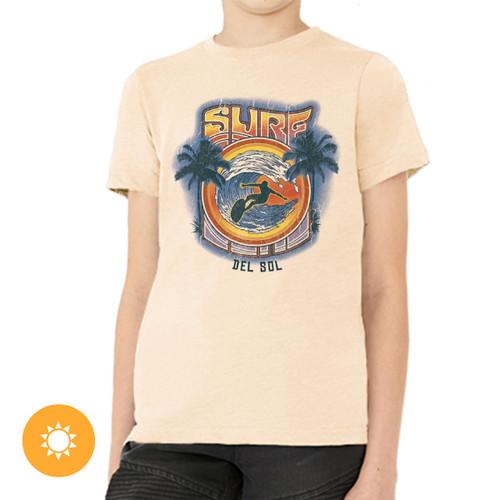 Youth Crew Tee - Surf