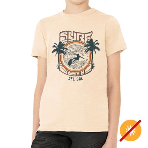Kid's Crew Tee - Surf