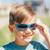 Kid's Solize Sunglasses - I Gotta Feeling - Silver to Blue