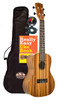 Laka VUC30 Entry Level Concert Ukulele Starter Pack