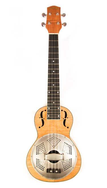 Gold Tone Resouke Maple Resonator Tenor Ukulele