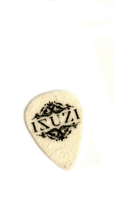 ISUZI Felt Ukulele Picks