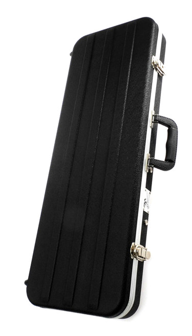 Risa EUKL-BK Black ABS Electric Ukulele Hard Case
