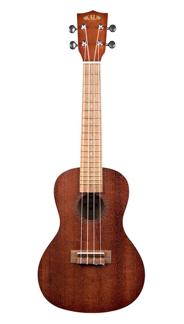 Kala KA-15C Entry Level Mahogany Concert Ukulele