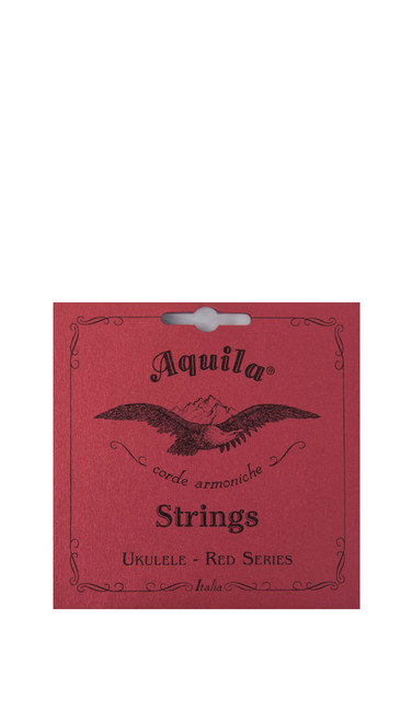 Aquila 90U Red Series GCEA Baritone Ukulele Strings