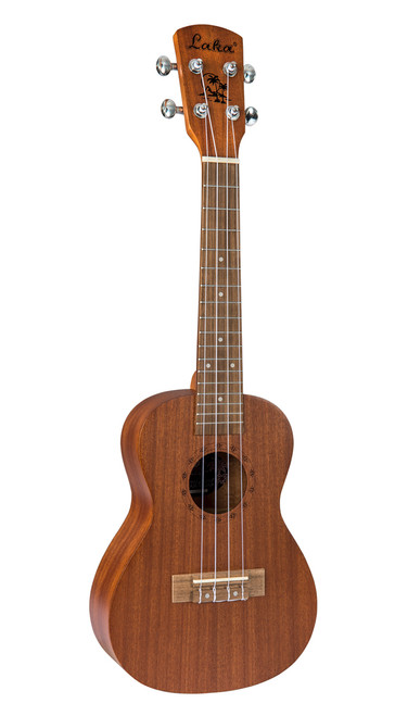 Laka VUC5N Entry Level Mahogany Concert Ukulele