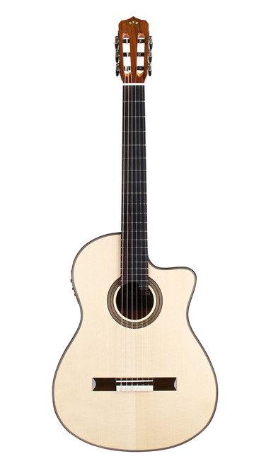 Cordoba 12 Maple Crossover Solid Spruce Electro Classical Guitar