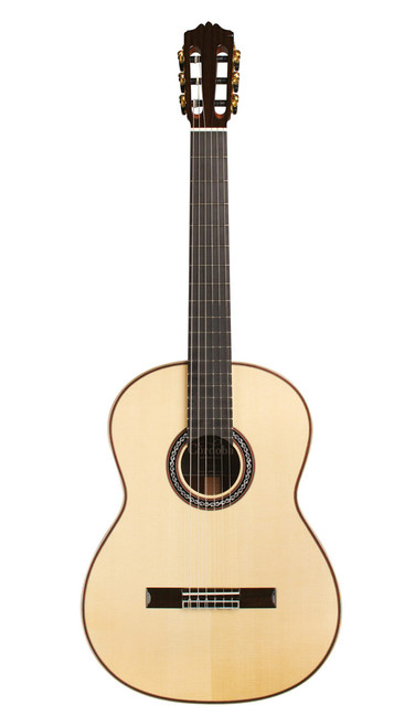 Cordoba 12 Natural SP Crossover Solid Spruce Electro Classical Guitar