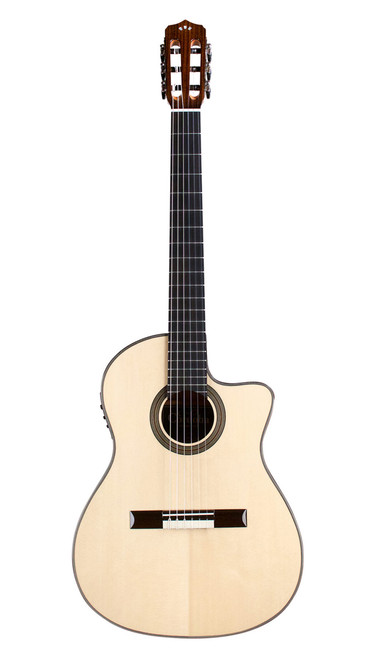 Cordoba 14 Maple Crossover Solid Spruce Electro Classical Guitar