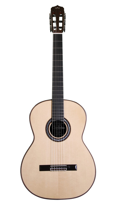 Cordoba C10 Crossover Solid Spruce Classical Guitar