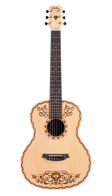 Cordoba Disney Pixar Coco 7/8 Size Acoustic Travel Guitar