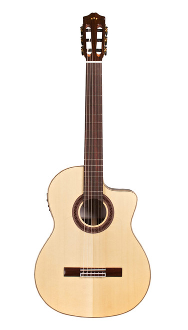 Cordoba GK Studio Limited Solid Spruce Electro Classical Guitar