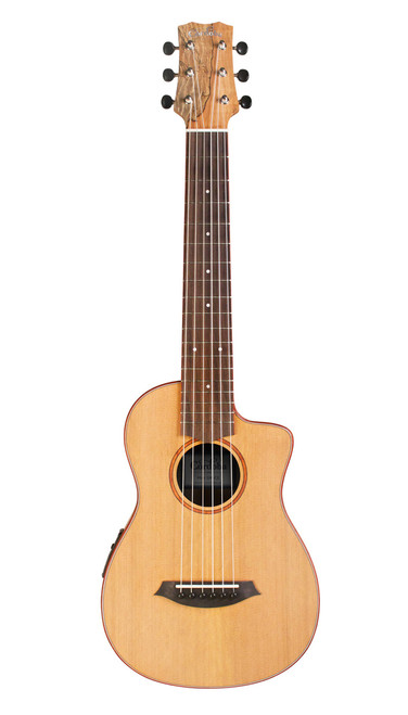 Cordoba Mini SM-CE Cedar Electro Classical Travel Guitar