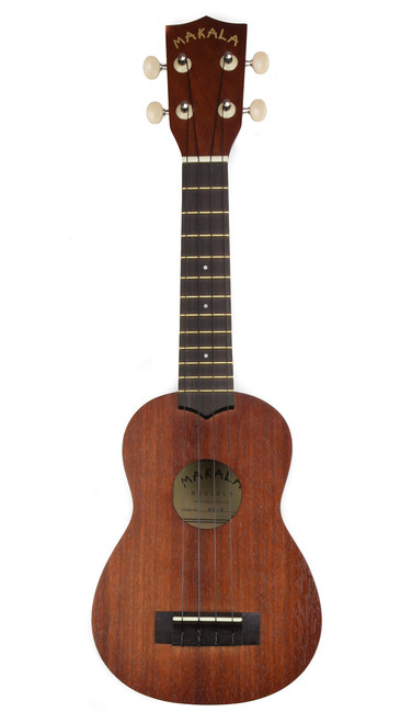 Makala MK-S Entry-Level Soprano Ukulele