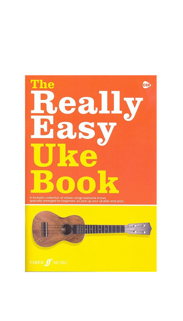 The Really Easy Uke Book