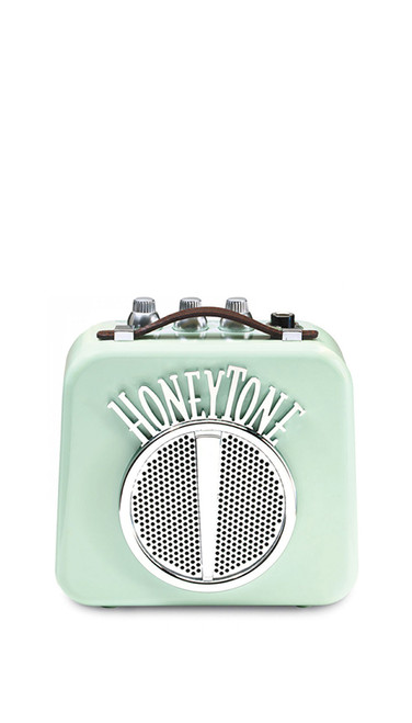 DanElectro Honeytone Mini Amplifier Aqua
