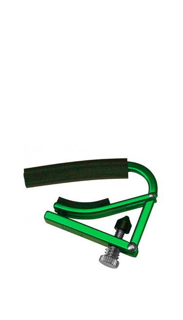 Shubb L1 Lite Green Steel String Guitar Capo