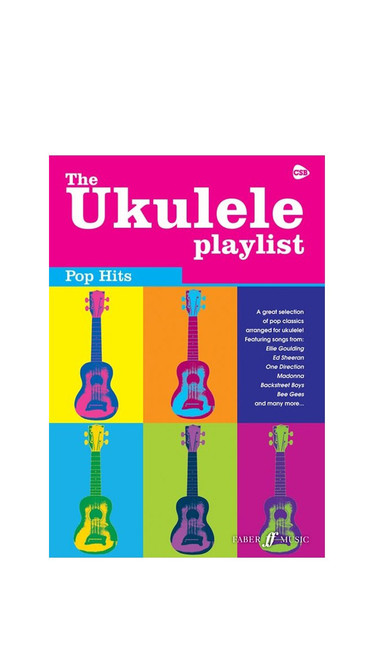 The Ukulele Playlist Pop Hits